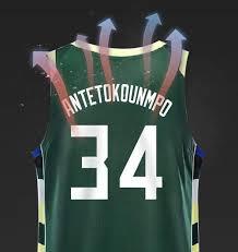 Abbigliamento Abbigliamento specifico felpa da tifoso Maglia Bucks Giannis  Antetokounmpo # 34 divisa da basket Milwaukee maglietta da basket unisex  abbigliamento sportivo per studenti WXXJB mobifixe.com