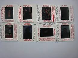LOT OF 8 Celebrity Slides  ,K-3..Winona,Shannen,Whitney,Teri,Dean,Jennifer,Leo++ - $23.95 | PicClick