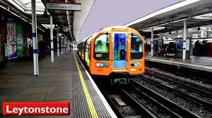 Leytonstone | Central line : London Underground ( 1992 Tube Stock ...