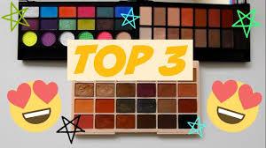 the best makeup revolution eyeshadow