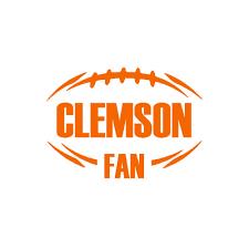 Clemson Fan Decal For Yeti Clemson Decal For Water Bottle Clemson Football Ebay
