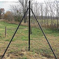 Tenax Deer Fencing Inside Corner For 7 5 Foot Or 8 Foot Fence 2 Pack Kit Amazon Ca Patio Lawn Garden
