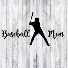 Nike Wall Art Baseball Mom Car Window Decal Sticker Poshmark