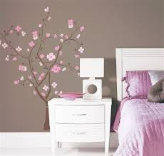 Cherry Blosson Tree Mural 60 In High Ebay 21 Tree Wall Decal Pink Wall Decor Wall Decor Stickers