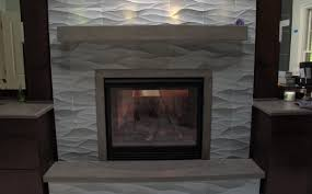 change the appearance of fireplace