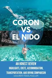 coron vs el nido which is truly