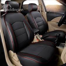classic leather material car seat cover