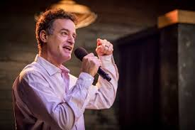 Matt Besser comes home to raise some hell — and, he hopes, voter ...
