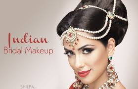 latest indian bridal makeup looks and