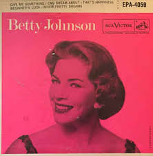 Betty Johnson With Hugo Winterhalter And His Orchestra* - Betty ...
