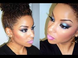 lucky in love makeup tutorial using