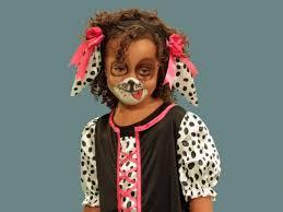 halloween makeup tutorial puppy