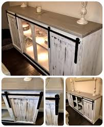 diy sideboard buffet table