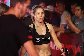Marloes Coenen vs. Arlene Blencowe Slated for Bellator 141