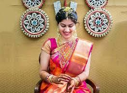 bridal makeup south indian step by at