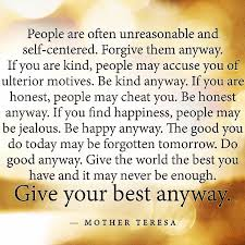 love this definitely words to live by 🙏😊 wordstoliveby