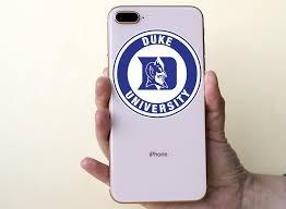 Duke Circle Logo Vinyl Decal Sticker 10 Sizes Sportz For Less