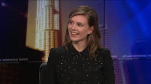 "Katja Herbers on her Surprising Role in ""Westworld"" - YouTube"