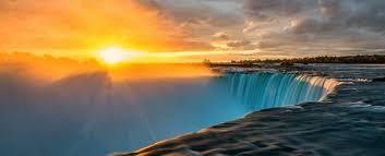 Niagara Falls Sunrise | Marriott Niagara Falls Hotel