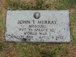 "John Terrance ""Pat"" Murray (1889-1952) - Find A Grave Memorial"