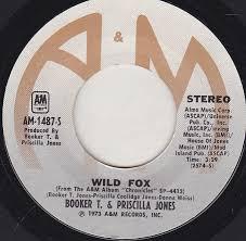Booker T.* & Priscilla Jones - The Crippled Crow / Wild Fox (1973 ...