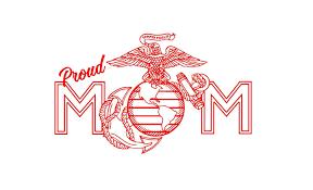 Usmc Ega Mom Miliary Decal Custom Us Marine Vinyl Car Truck Window Sticker Truck Window Stickers Bear Decal Usmc