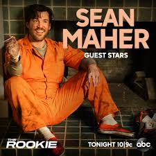 The Rookie - He's aiming to misbehave. Sean Maher guest... | Facebook