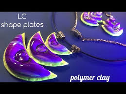 tutorial using lucy clay shape plates