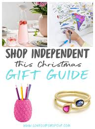 independent ultimate gift guide