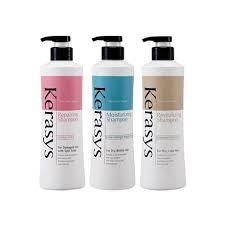 kerasys hair clinic system moisturizing