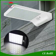 motion sensor light outdoor security