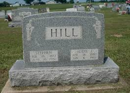 Addie J Marshall Hill (1882-1955) - Find A Grave Memorial