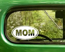 Mom Mother Decal Sticker The Sticker And Decal Mafia