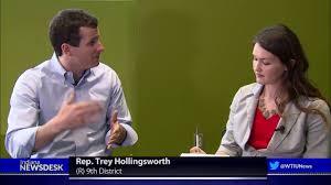 Incumbent 9th District Rep. Trey ...