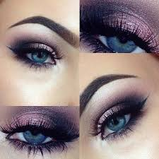 10 makeup looks for blue eyes styles