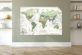 Removable Wall Decals Vinyl Decals Geojango Maps