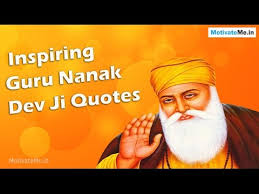 inspiring motivational guru nanak dev ji quotes