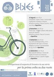 Giornale di Taranto - TURISMO/ Al via da domani Bikes per scoprire Taranto  in bicicletta