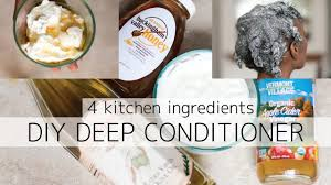 deep conditioner 4c natural hair