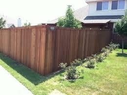 Cedar Wood Fence 6 Ft Or 8 Ft Sbs Lifetime Fence Company Cedar Picket Fence