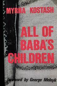 myrna kostash - babas children - AbeBooks