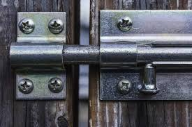 fence gate latches