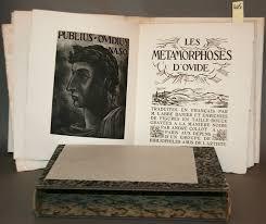 OVIDE (COLLOT André, illustrateur). - Les Métamorphoses d'Ovide ...