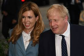 Boris Johnson reveals son's name: Wilfred Lawrie Nicholas Johnson