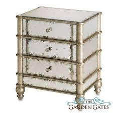 harlow three drawer chest