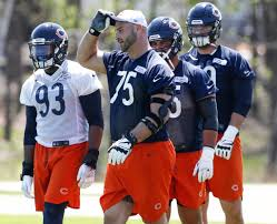 Letters from Bears camp: Kyle Long back at full health, Adam Shaheen sees  opportunities – The Athletic