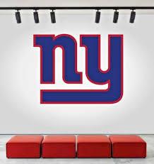 New York Giants Logo Wall Decal Sports Window Sticker Decor Vinyl Nfl Cg025 Home Garden Decor Decals Stickers Vinyl Art Ayianapatriathlon Com