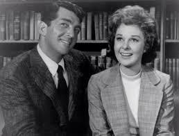 "Dean Martin and Susan Hayward publicity still for ""Ada""   Dean martin,  Susan hayward, Dean"
