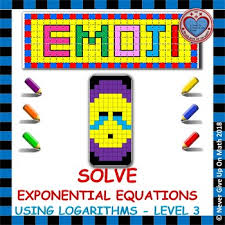 exponential equations logarithm game