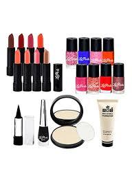 face and nails tuning bo makeup set
